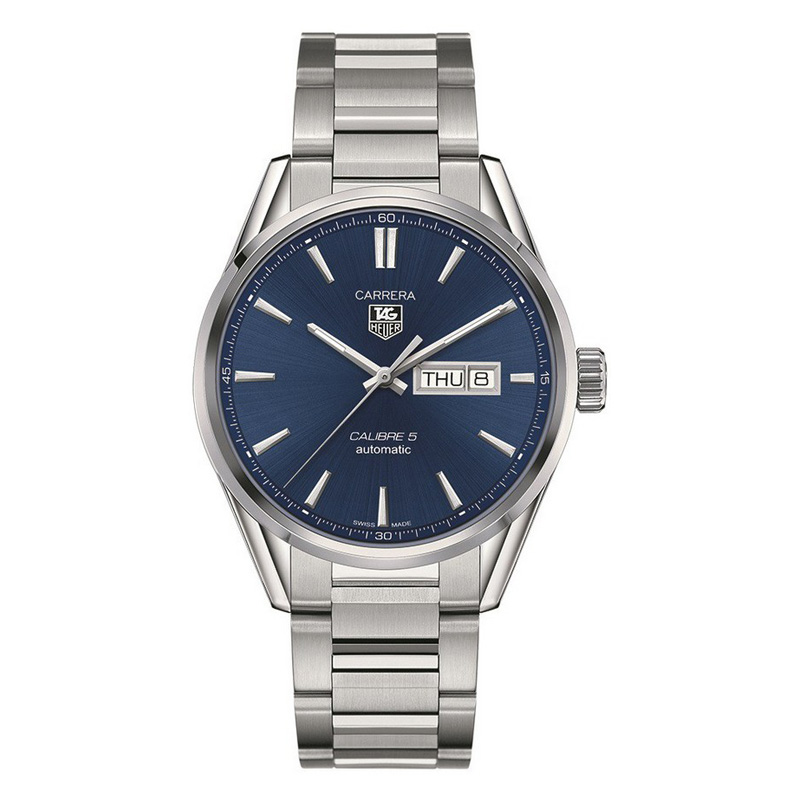 Mens carrera automatic watch